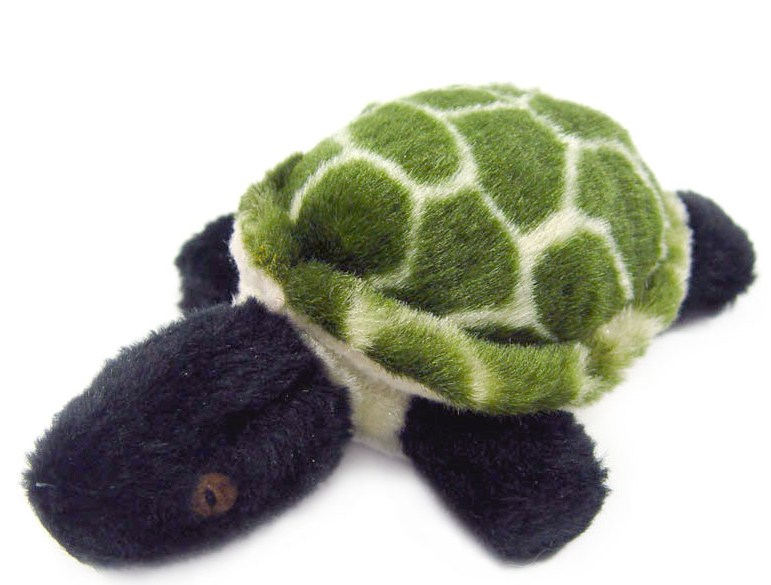 Mini Turtle Dog Toy