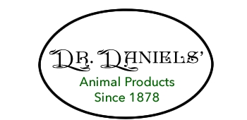 Dr. Daniels, providing qualty animal products since 1878